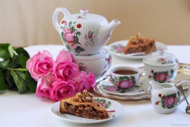 紅茶と日本茶の種類が豊富なティーハウス・ウマミ ( Teehaus Umami, Zug )
