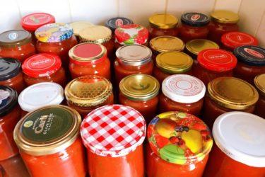 添加物一切なし!作りだめする自家製トマトソース ( Salsa di Pomodori )