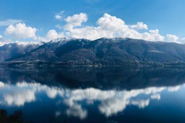 スイスイタリア語圏の絶景スポット!ロンコ・ソプラ・アスコーナ ( Ronco sopra Ascona, Ticino )