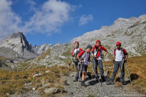 スイスのボーディングスクールは自然と共存