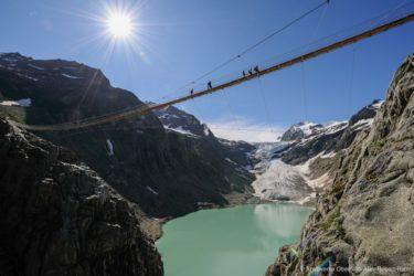 スイスの知られざる吊り橋特集