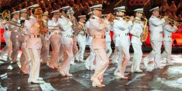 楽隊の祭典「バーゼル・タトゥー」と特別インタビュー