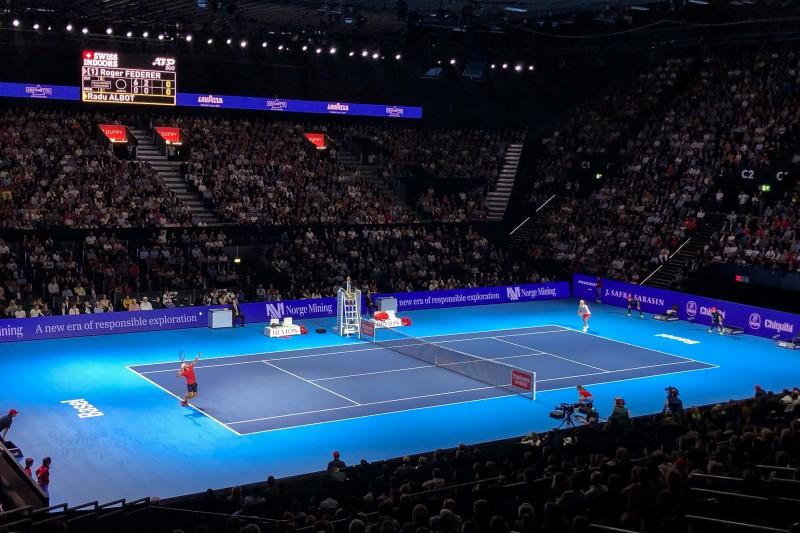 スイス・インドア2019 テニス