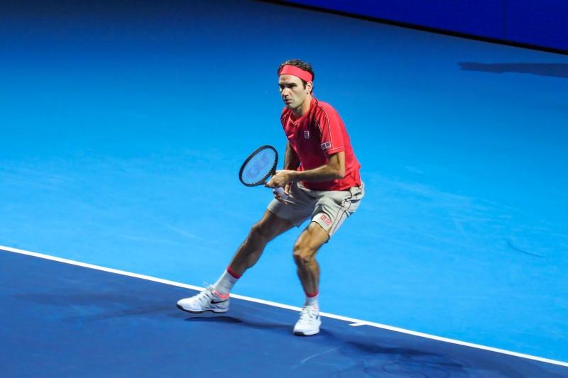 スイス・インドア2019 テニス フェデラー