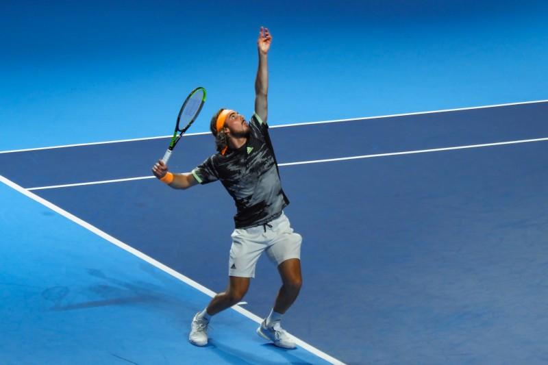 スイス・インドア2019 テニス アレクサンダー・ズベレフ(Alexander Zverev)選手