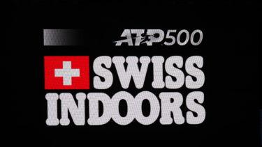 スイス・インドアロゴ